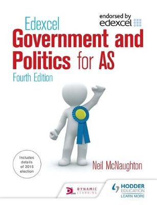 EDEXCEL GOVERNMENT AND POLITICS FOR AS  PB