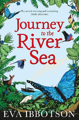 JOURNEY TO THE RIVER SEA  PB