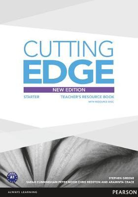CUTTING EDGE STARTER TCHRS
