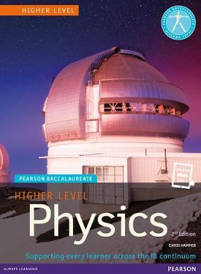 PEARSON BACCALAUREATE PHYSICS HIGHER LEVEL 2ND EDITION PB