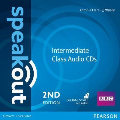 SPEAK OUT INTERMEDIATE CD AUDIO CLASS (3) 2ND ED