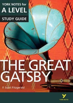 THE GREAT GATSBY: NEW YORK NOTES FOR A- LEVEL PB