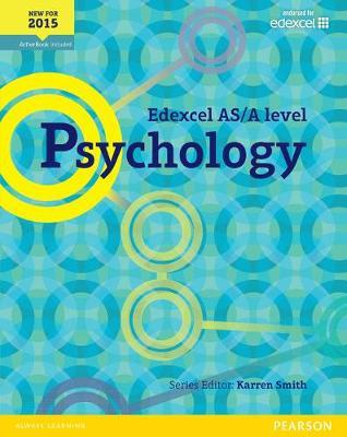 EDEXCEL AS AND A LEVEL PSYCHOLOGY