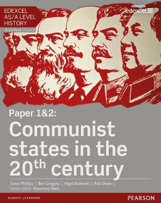 COMMUNIST STATES IN THE 20TH CENTURY