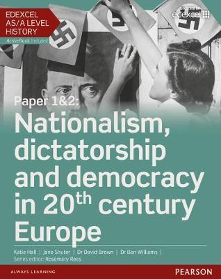 NATIONALISM, DICTATORSHIP  DEMOCRACY IN THE 20TH CENTURY