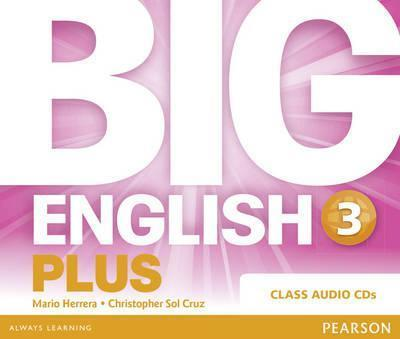 BIG ENGLISH PLUS 3 CD CLASS - BRE