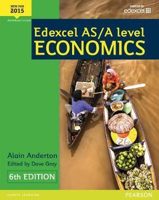 EDEXCEL ASA LEVEL ECONOMICS SB ( ACTIVE BOOK) 6TH ED