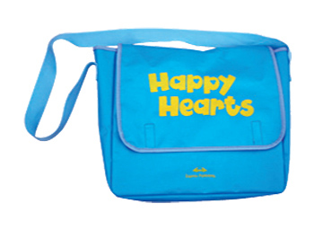 HAPPY HEARTS 1 TCHR S BAG