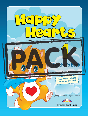 HAPPY HEARTS 1 TCHR S MINI PACK