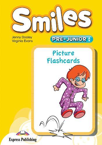 SMILES PRE-JUNIOR FLASHCARDS