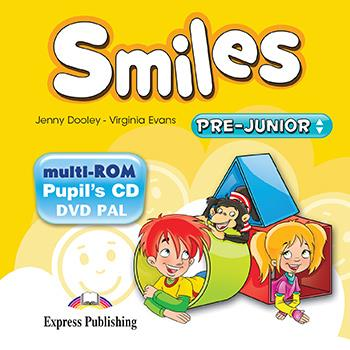 SMILES PRE-JUNIOR MULTI-ROM (AUDIO CDDVD)