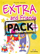 EXTRA & FRIENDS PRE-JUNIOR POWER PACK (+ IEBOOK)