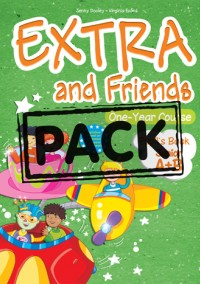 EXTRA & FRIENDS JUNIOR A & B POWER PACK (+ IEBOOK)