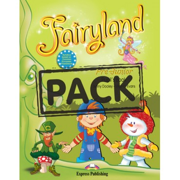 FAIRYLAND PRE-JUNIOR POWER PACK (+ IEBOOK)