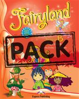 FAIRYLAND JUNIOR B POWER PACK (+ IEBOOK)