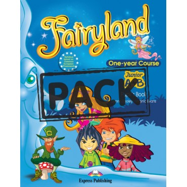 FAIRYLAND JUNIOR A & B POWER PACK (+ IEBOOK)