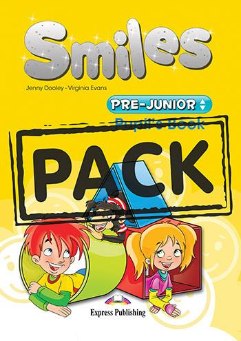 SMILES PRE-JUNIOR SB ( MULTI-ROM)  MY FIRST ABC  IEBOOK