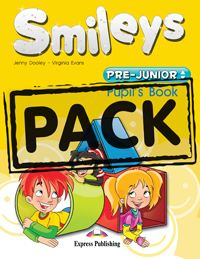 SMILES PRE-JUNIOR SB POWER PACK with i-ebook