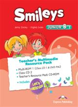 SMILES JUNIOR B TCHR S MULTIMEDIA RESOURCE PACK (+ CLASS CDS)