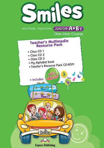SMILES JUNIOR A & B TCHR S MULTIMEDIA RESOURCE PACK (+ CLASS CD)