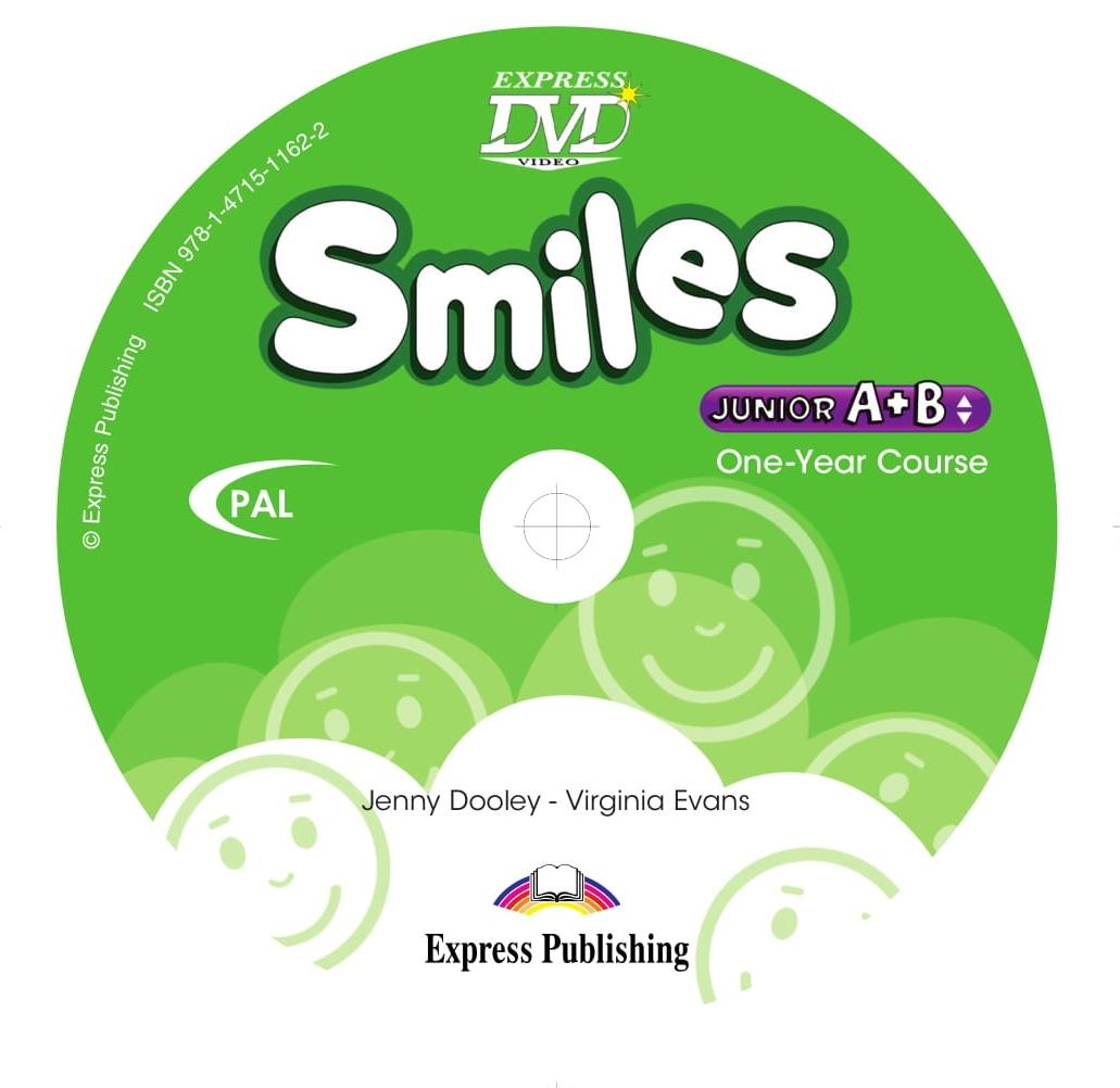 SMILES JUNIOR A  B DVD