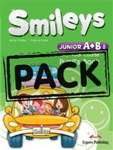 SMILES JUNIOR A & B SB (+ ALPHABET + CD + DVD) +IEBOOK