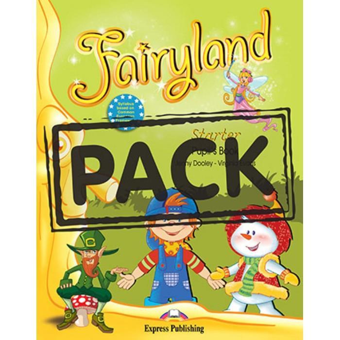 FAIRYLAND STARTER POWER PACK ( CD  DVD  IEBOOK)
