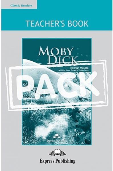 ELT CR 4: MOBY DICK TCHR S (+ Cross-platform Application)