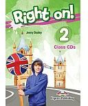 RIGHT ON ! 2 CD CLASS (3)