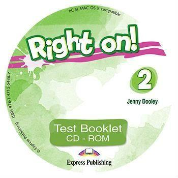 RIGHT ON ! 2 CD-ROM TEST