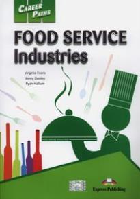 CAREER PATHS FOOD SERVICE INDUSTRIES SB (+ DIGIBOOKS APP)
