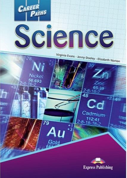 CAREER PATHS SCIENCE SB (+ DIGIBOOKS APP)