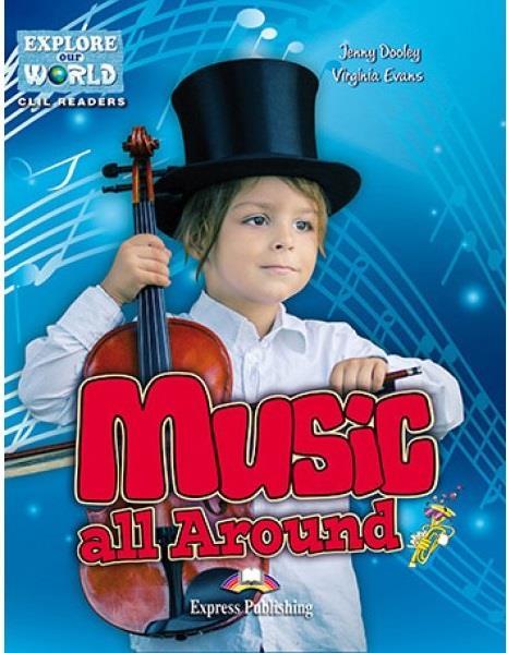 EOW 1: MUSIC ALL AROUND (+ CROSS - PLATFORM APPLICATION)