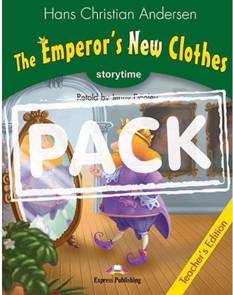 SRTM 3: EMPEROR S NEW CLOTHES TCHR S (+CROSS - PLATFORM APPLICATION)