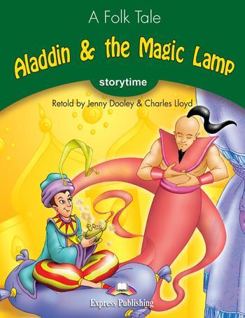 SRTM 3: ALADDIN & THE MAGIC LAMP - TEACHERS EDITION (+ Cross-platform Application) (+ Cross-platform Application)