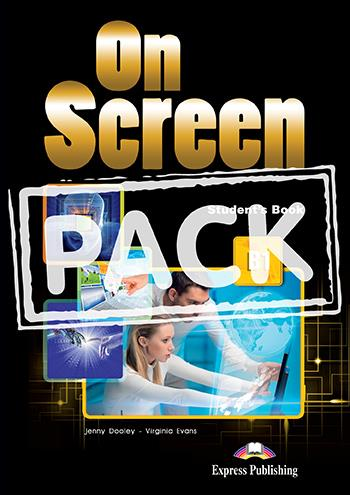 ON SCREEN B1 SB PACK (WITH IEBOOK  PUBLIC SPEAKING)