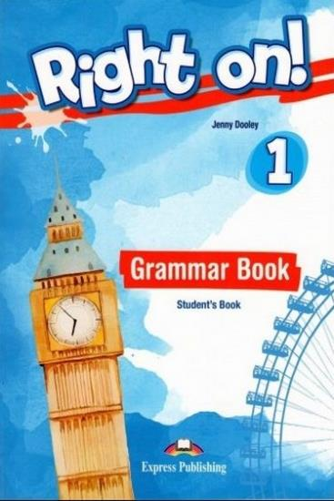 RIGHT ON ! 1 GRAMMAR (+ DIGIBOOKS APP) INTERNATIONAL EDITION