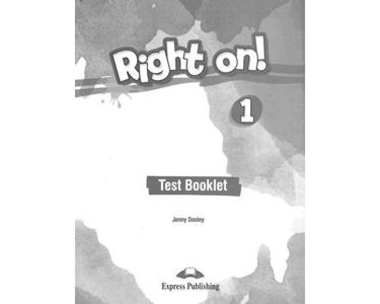 RIGHT ON ! 1 TEST