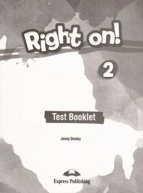 RIGHT ON ! 2 TEST