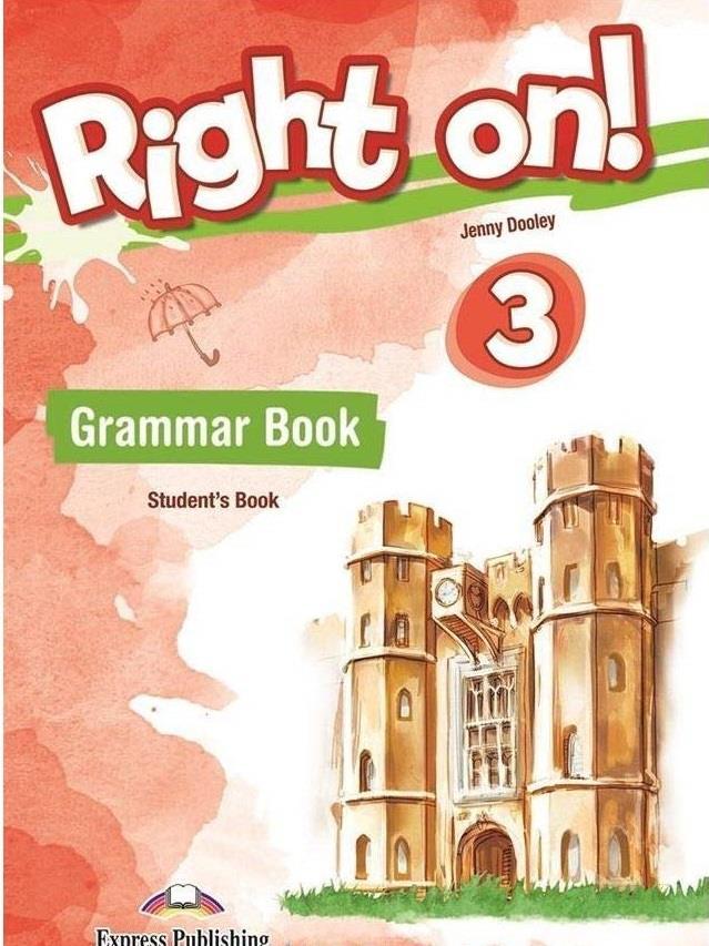 RIGHT ON ! 3 GRAMMAR INTERNATIONAL EDITION (+ DIGIBOOKS APP)