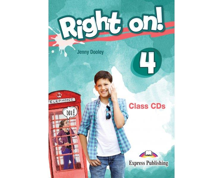 RIGHT ON ! 4 CD CLASS (3)