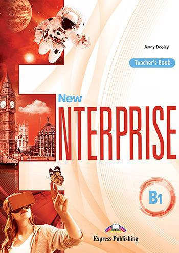 NEW ENTERPRISE B1 TCHR S