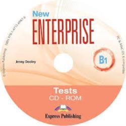 NEW ENTERPRISE B1 TEST CD-ROM