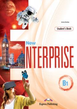 NEW ENTERPRISE B1 SB (+ DIGIBOOKS APP)