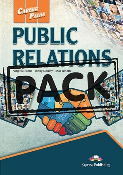 CAREER PATHS PUBLIC RELATIONS SB (+ DIGIBOOKS APP)