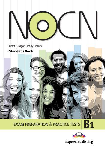 PREPARATION & PRACTICE TESTS FOR NOCN EXAM B1 SB (+ DIGIBOOKS APP)