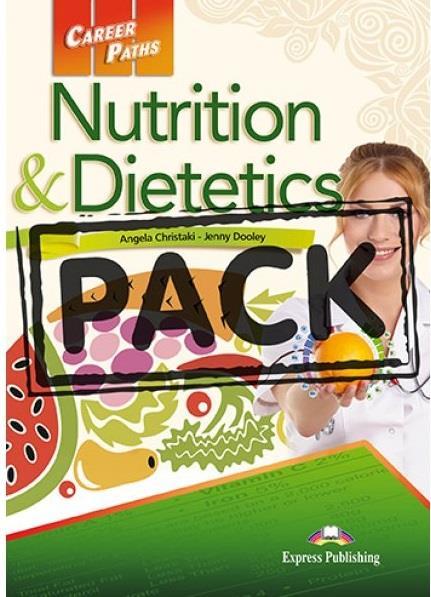 CAREER PATHS NUTRITION & DIETETICS SB (+ DIGIBOOKS APP)
