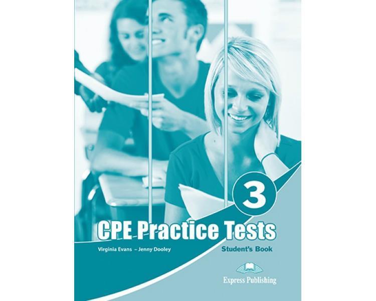 CPE PRACTICE TESTS 3 SB (+ DIGIBOOKS APP) 2013