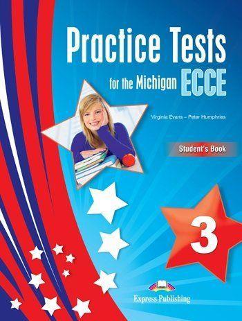 PRACTICE TESTS 3 ECCE SB (+ DIGIBOOKS APP) 2013 FORMAT