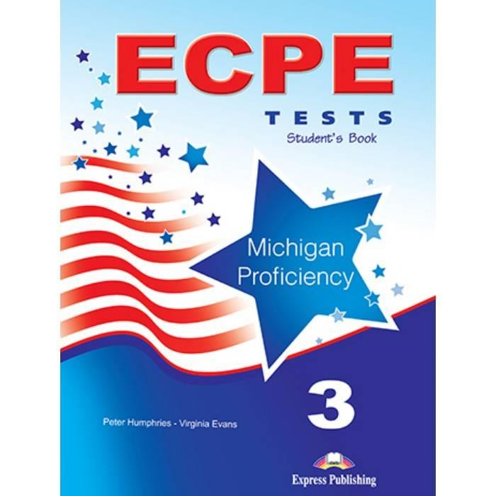 ECPE TESTS FOR THE MICHIGAN PROFICIENCY 3 SB (+ DIGIBOOKS APP) 2013 FORMAT